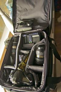 France camera bag